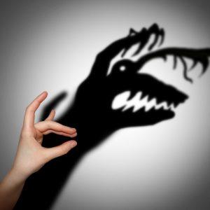 Страх — любимый кнут системы животного разума (дьявола)