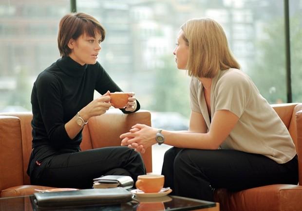 Лучший способ перестать злиться на коллегу по работе - поговорить с ним по душам