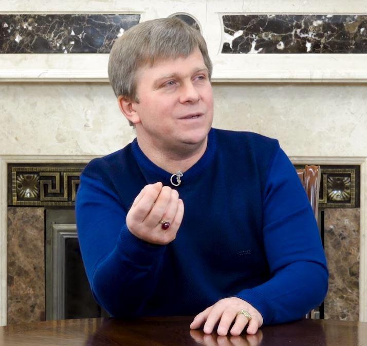 """Данилов Игорь Михайлович в видеопередаче """"Сознание инструмент дьявола"""""""