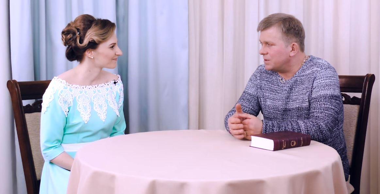 "Видеопередача ""О духовной благодати"""