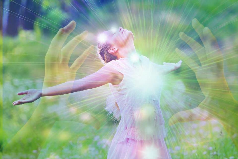 Чувственное единение с Духовным миром через Душу