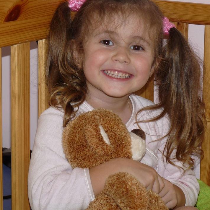 Девочка 5 лет