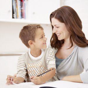 С ребенком — только по-доброму