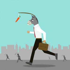 В процессе несложных умозаключений пришел к выводу, что все мысли об идеальной работе — не более чем развод на внимание и жизнь